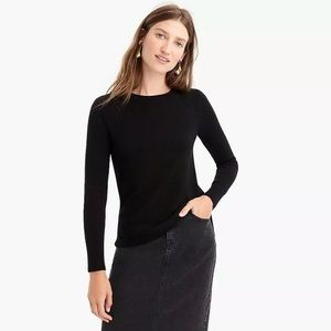 J.Crew Long Sleeve Everyday Cashmere Sweater